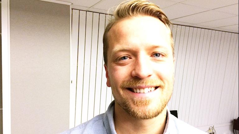 IFK Luleås lagkapten Kalle Norrbin