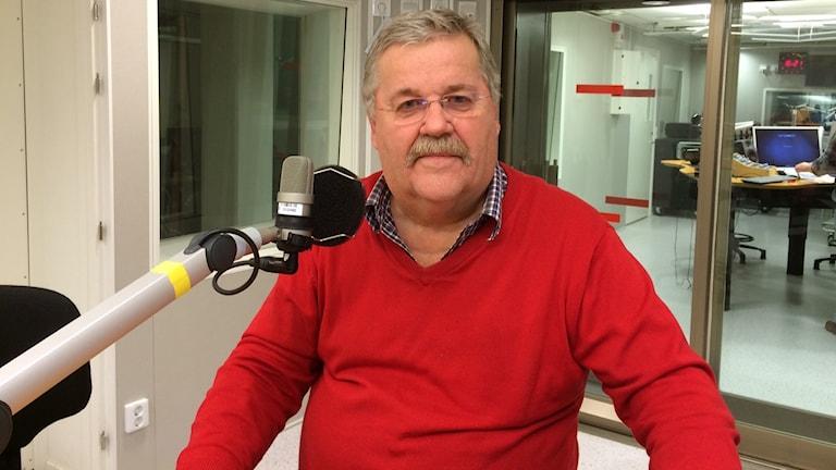 Ingemar Ek. Foto: André Pettersson/Sveriges Radio.