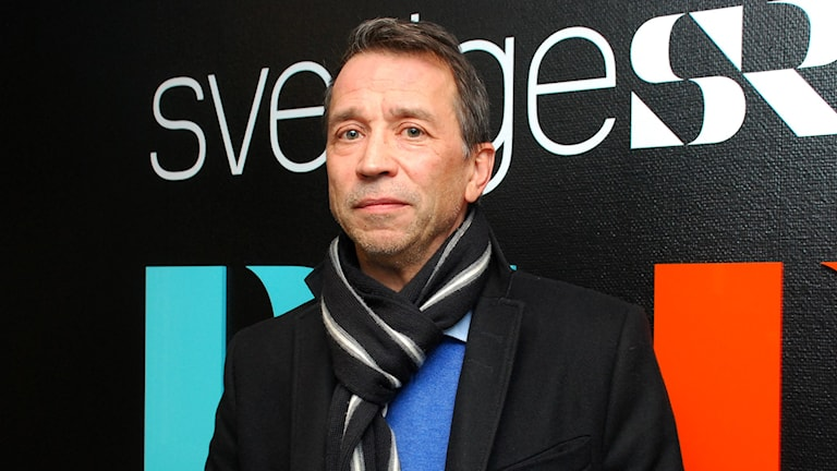 Thor Stöckel. Foto: André Pettersson/Sveriges Radio.