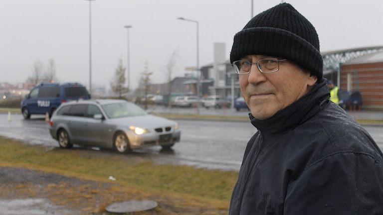 Lars Suo. Foto: Marcus Nilsson/Sveriges Radio.