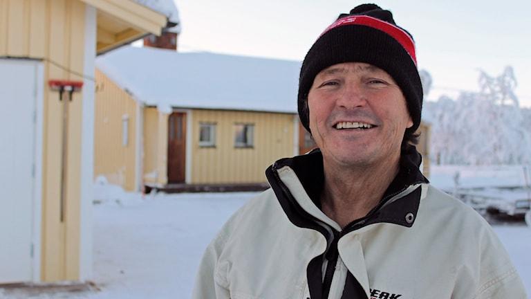 Martin Suorra. Foto: Alexander Linder/Sveriges Radio.