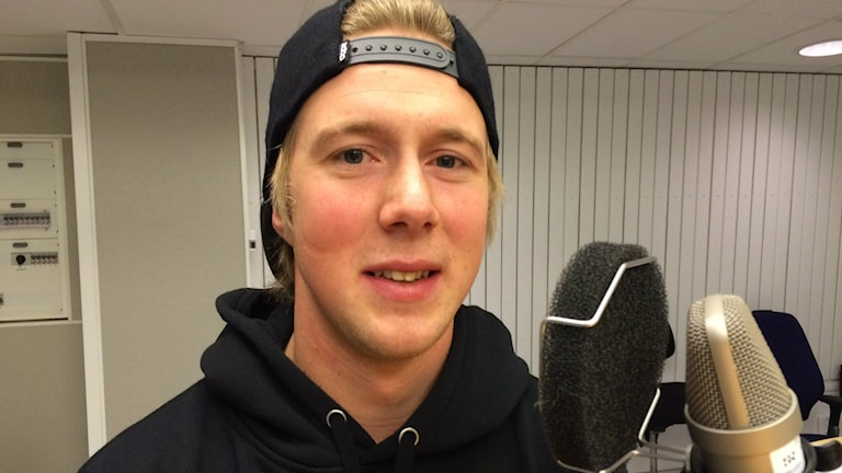 Tim Marklund. Foto: Tova Nilsson/Sveriges Radio.