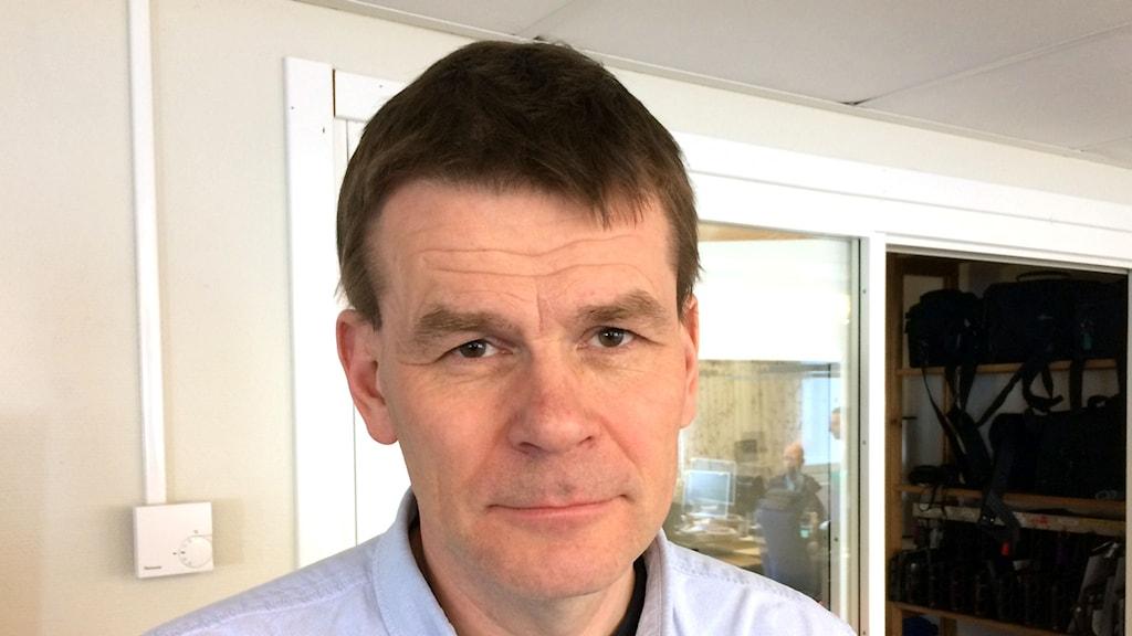 Herman Sundqvist, generaldirektör på Skogsstyrelsen.