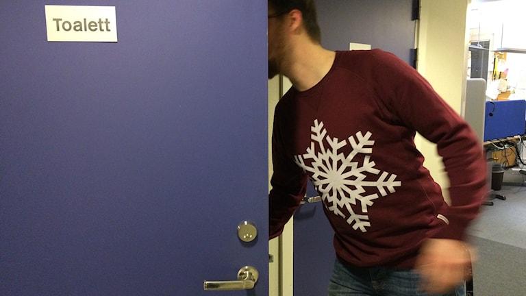 Lagom innan jul står vinterkräksjukan står inför dörren. Foto: Samed Salman/Sveriges Radio
