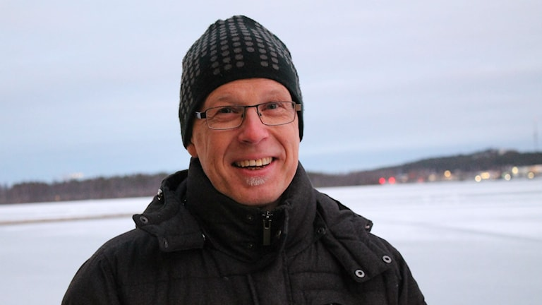 Örjan Esensjö. Park och evenemangsavdelningen Luleå kommun