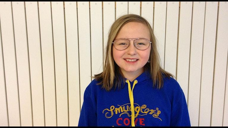 Ida-Elvira Karlberg är Norrbottens enda deltagare i Wild Kids.
