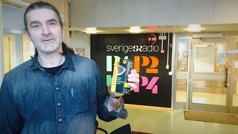 Kocken Steve Miell i Luleå