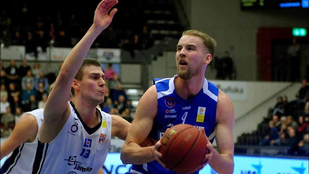 BC Luleås Christopher Ryan. Foto Alf Lindbergh pressbilder AB