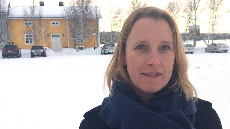 Viveka Beckeman, chefsjurist på Sveaskog.