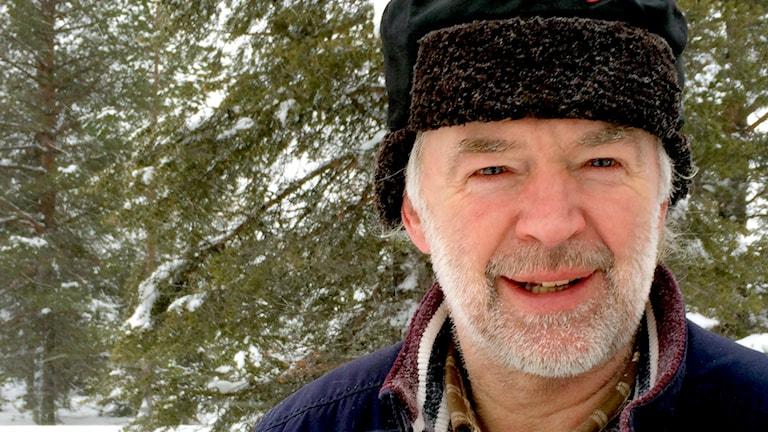 Sonny Holmberg, Abborrträsk natursafari.