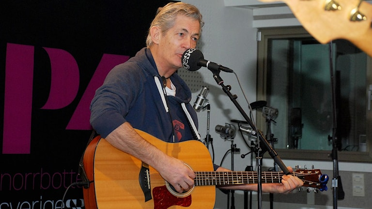 Countryartisten Doug Seegers.