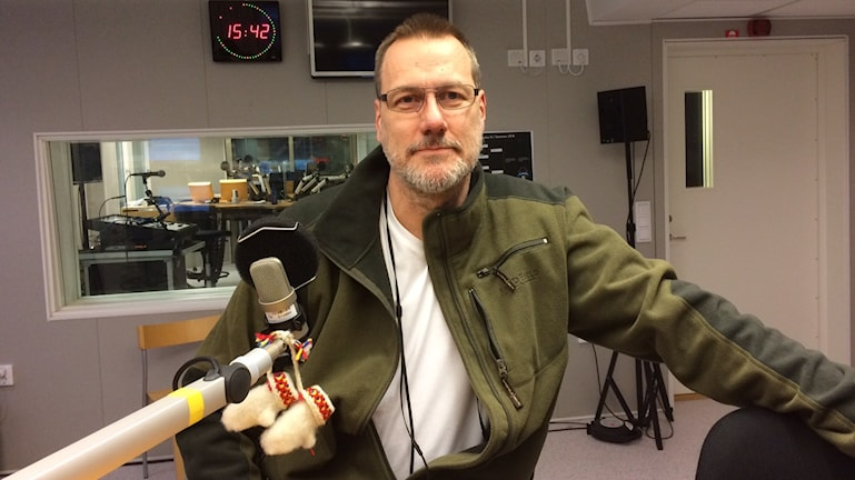 Jan Johansson Sannerborg, polisens huvudskyddsombud i Region norr.