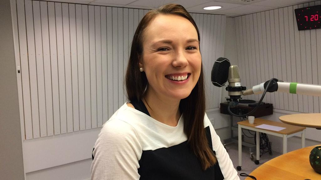 Idag har turen kommit till Kalix i Lisa Eks statistik-turné genom Norrbotten.