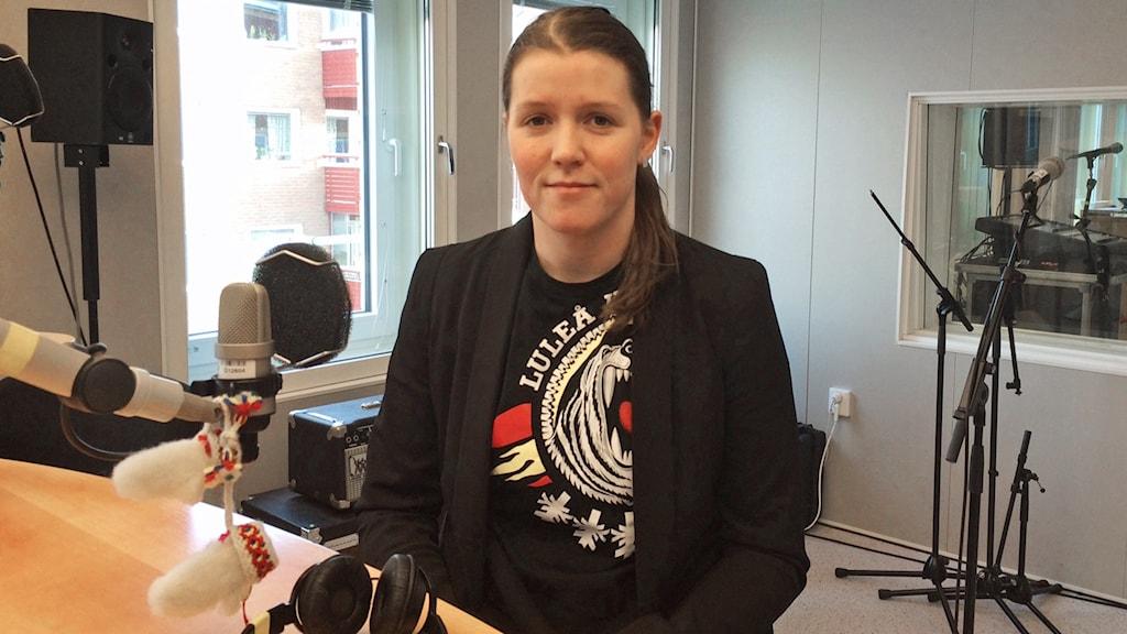 Michelle Karvinen, Luleå Hockey/MSSK.