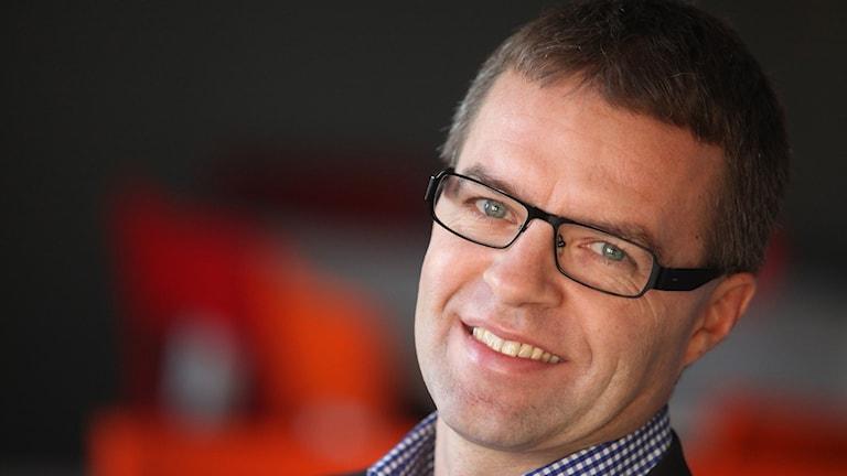 Magnus Wallhagen, produktionschef på Sjöfartsverket.