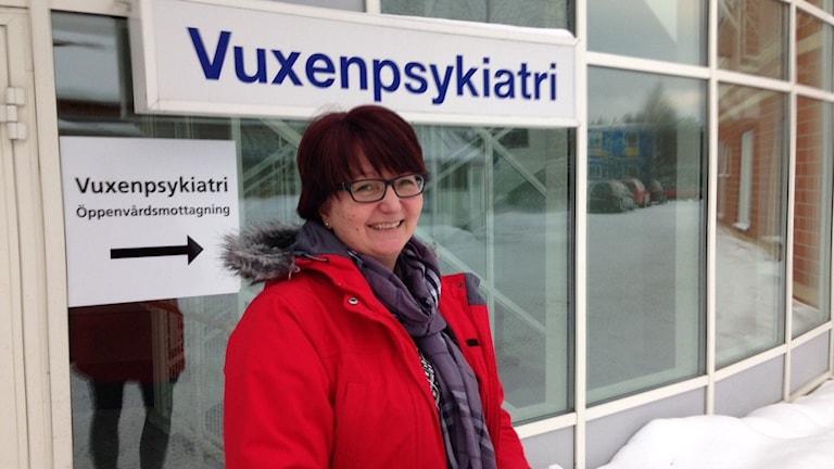 Lokalerna påverkar patienternas tillfrisknande, anser Anne Kemi, en av projektledarna för det planerade bygget.