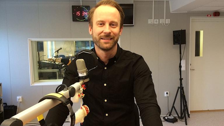 Daniel Nilsson, chef för Arbetsförmedlingen i Boden och Luleå.