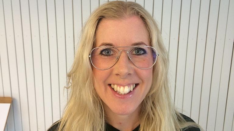 Hanna Natanaelson, borgerlig begravningsförrättare och begravningsmusiker i Piteå.