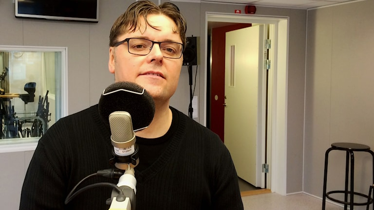 Organisten Markus Wargh
