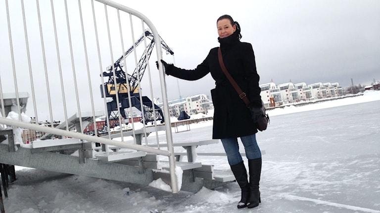 Anna Degerman tillväxtchef på Luleå kommun.