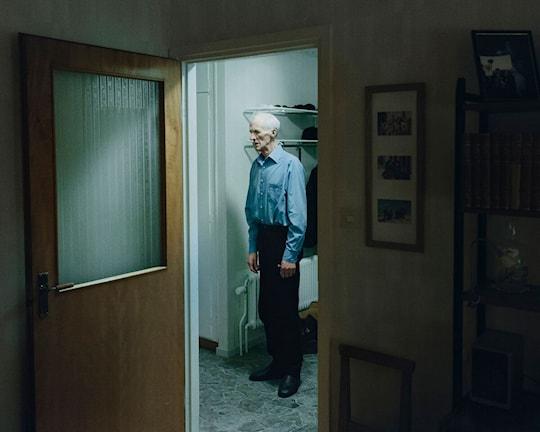 Erik Simanders farfar i det fotoreportage som han vann årets bild 2016 med.