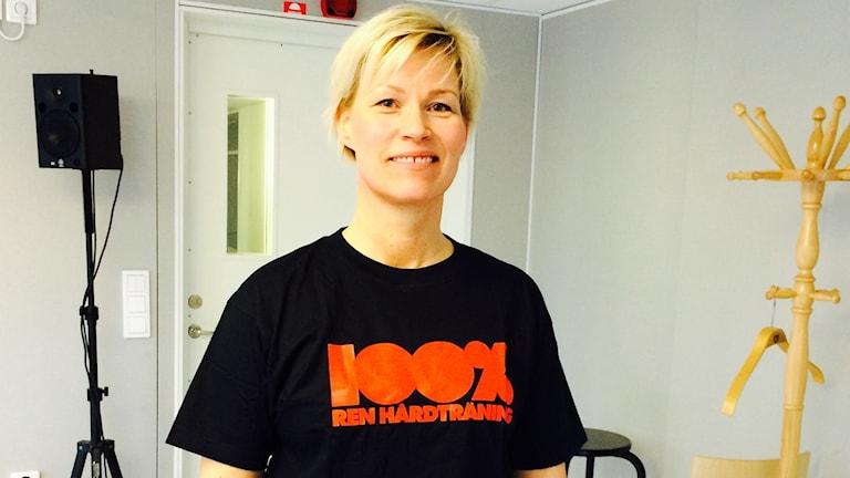 Sara Lindfors.