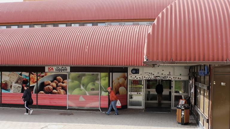 Snart stänger matbutiken i Kiruna stadskärna.