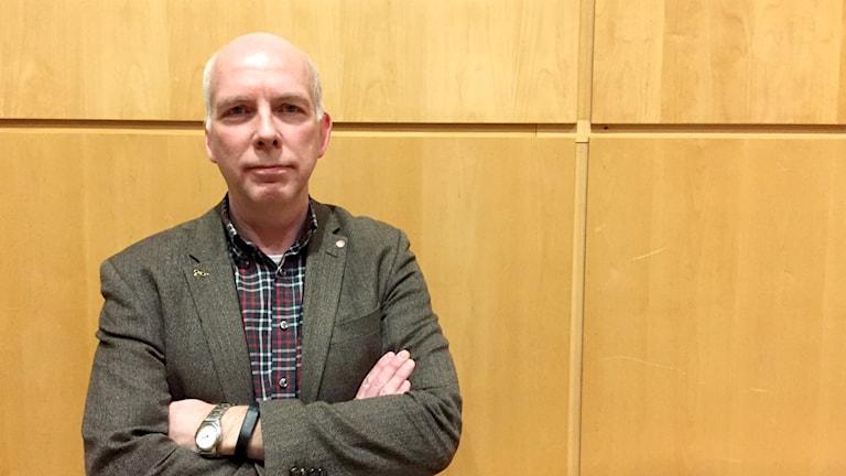 Anders Öberg, socialdemokratiskt landstingsråd i Norrbotten.