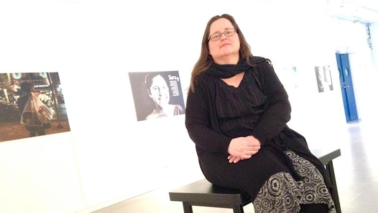 Museichefen Helena Karlström