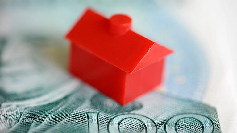 Huspriserna i Luleå fortsätter att stiga. Foto: TT