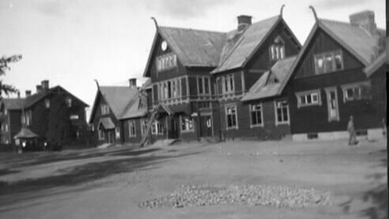 Järnvägsstation Boden