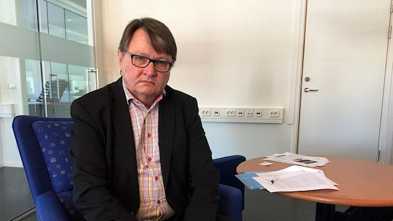 Tony Blomqvist, vd för IT Norrbotten.