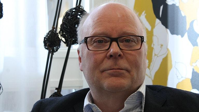 Robert Forsberg.