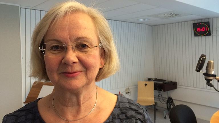 Elisabeth Lax gästade P4 Norrbotten under skärtorsdagen.
