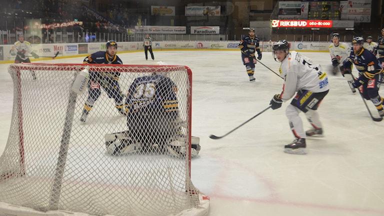 Sundsvall Hockey mot Asplöven.