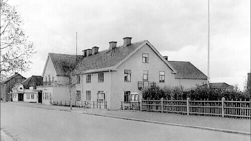 Folkets hus Malmberget