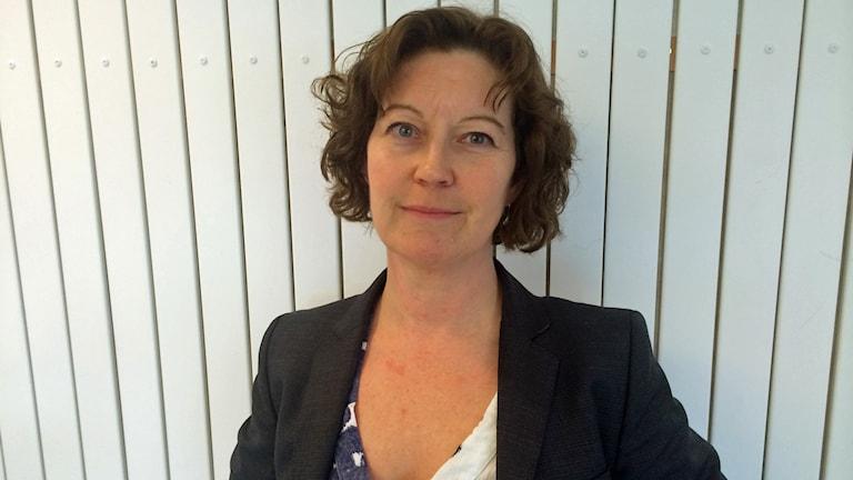 Siw Ahlfort, ombudsman på Unionen Norrbotten.