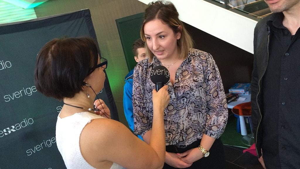 Esma Kadunic, näringslivsutvecklare på Bodens kommun, ser e-sport som ett sätt att satsa på Bodens unga.