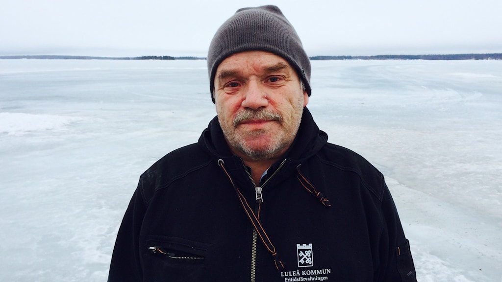 Krister Isaksson, Luleå fritidsförvaltning.