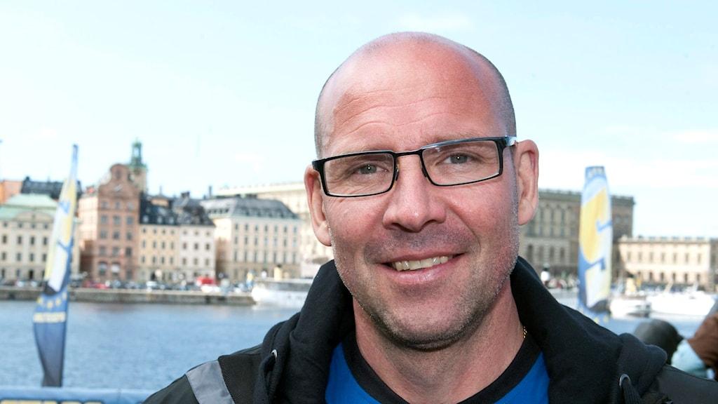 Radiosportens skidexpert Torgny Mogren.