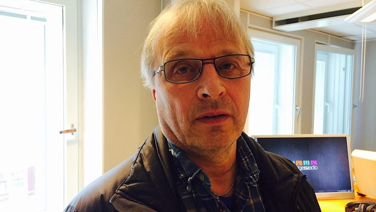 Torgny Olofsson, polisförbundet region nord.