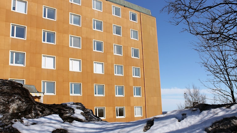 Det tidigare äldreboendet Vilan i Kiruna ska byggas om.