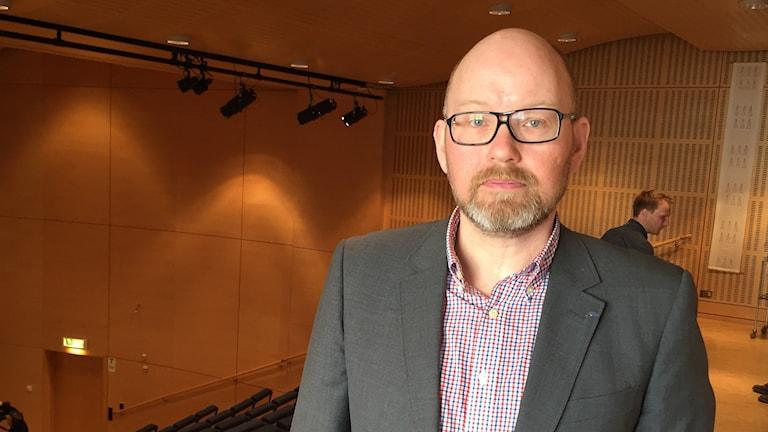 Jonas Thörnqvist, biträdande landstingsdirektör.