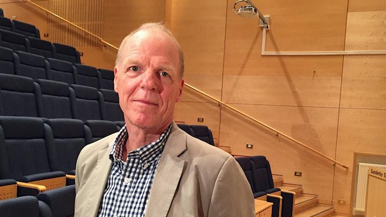 Nicholas Holthuis, medicinsk chef på Unilabs.
