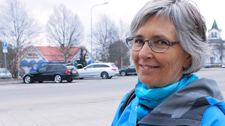 Jeanette Wäppling (V) är kommunalråd i Gällivare.