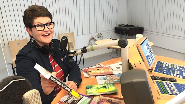 Agneta Krohn Strömshed, fredagsinspiratör.