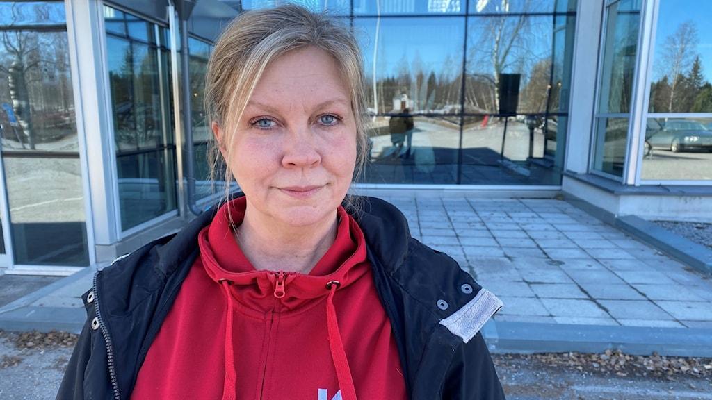 Marianne Engberg, Kommunal sektion Region Norrbotten.