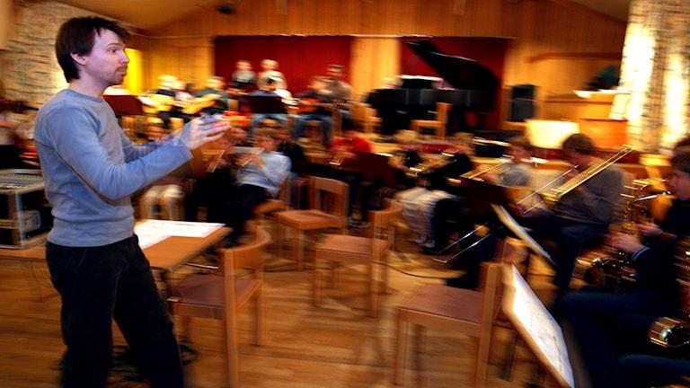Konsert med elever från kulturskolan.