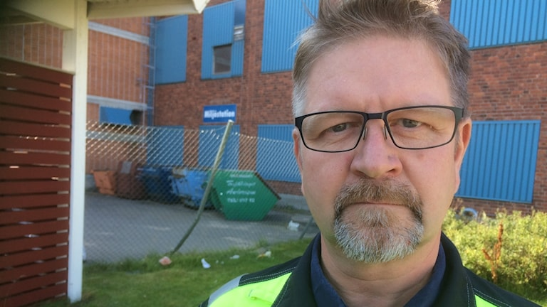 Anders Sundbom systemtekniker (från Töre)
