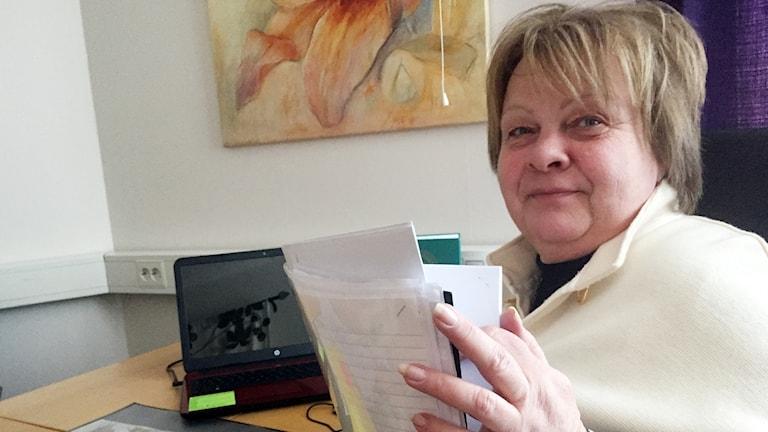 Carina Lindegren, Demensförbundet.